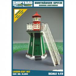 ZL:014 Bunthäuser Spitze Lighthouse